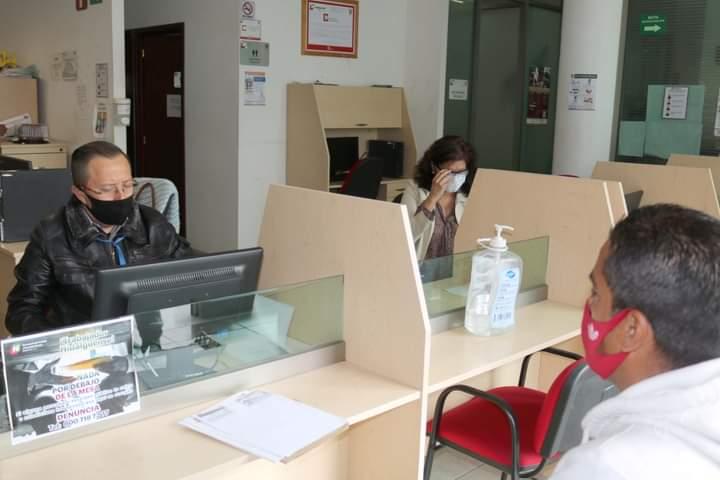 Secretaría del trabajo reanuda actividades