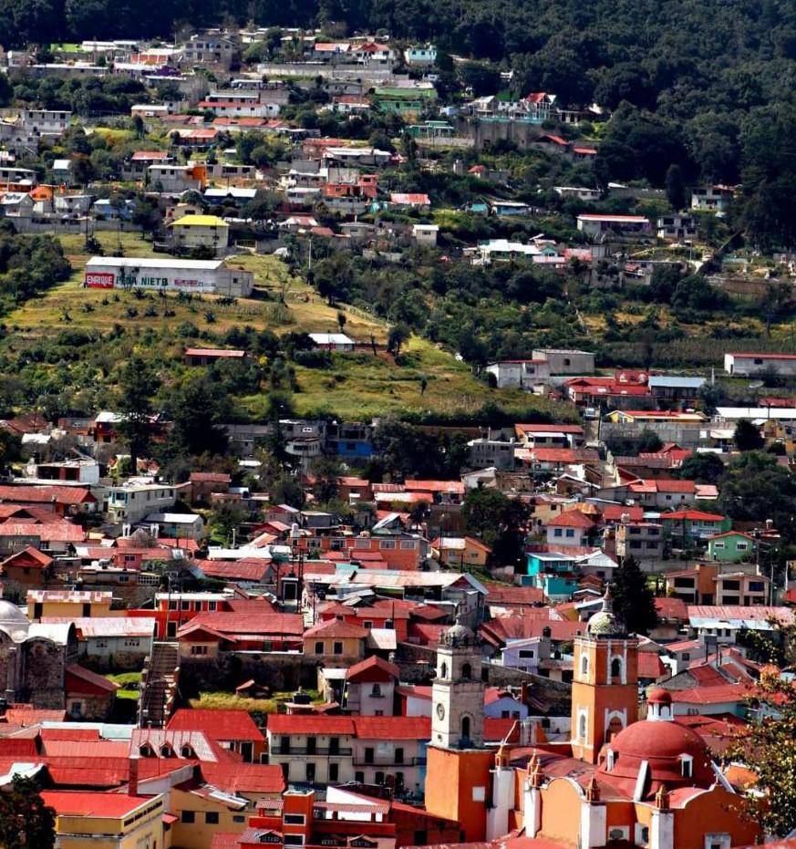 Turismo en Hidalgo