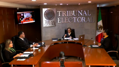 Sesión Tribunal Electoral de Hidalgo