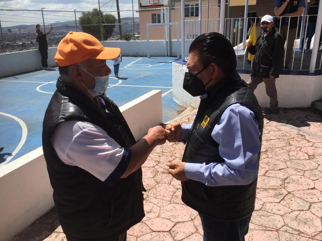Isidro Pedraza propone comités con delegados para atender necesidades