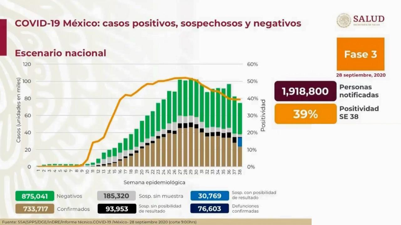 Hidalgo casos Covid 19