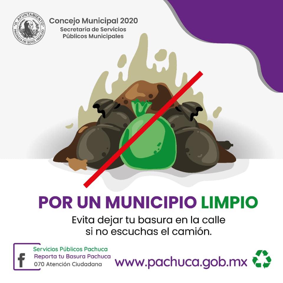 Avanza concejo en mejorar servicio de recolección de basura