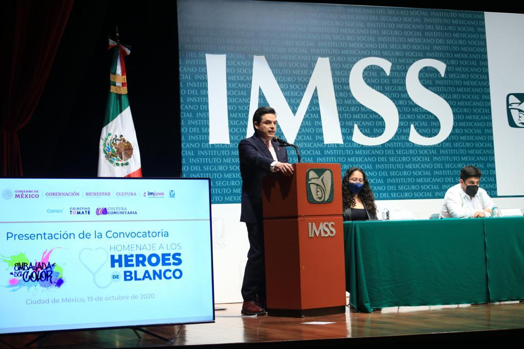 Murales IMSS