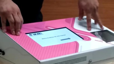 urnas electrónicas Hidalgo