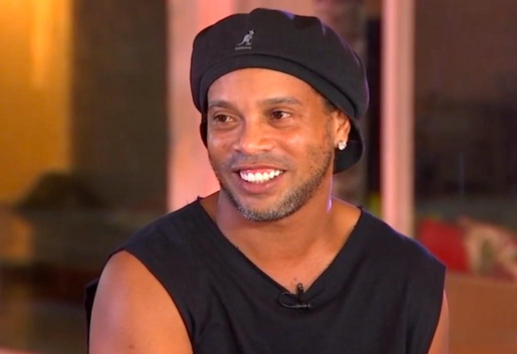 Ronaldinho positivo a Covid
