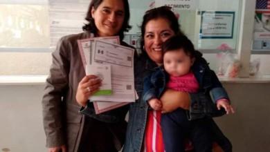 Realizan primer registro con apellido materno en primer lugar