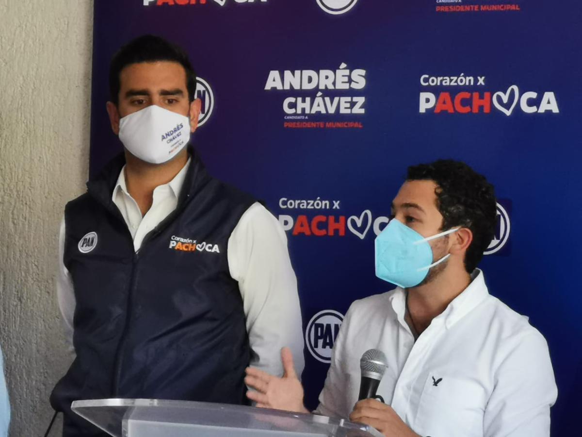 Marko Cortés visitará nuevamente Hidalgo
