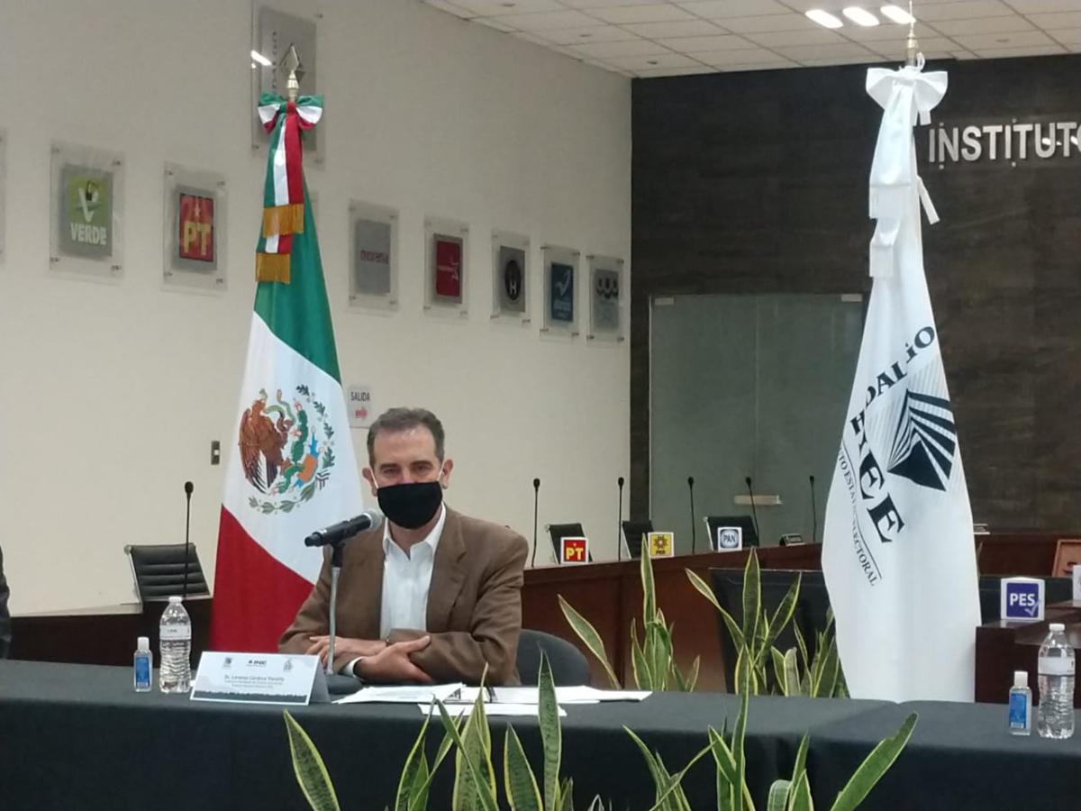 Presidente del INE en Hidalgo