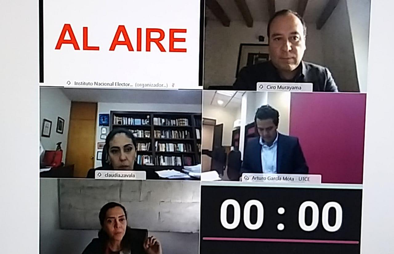 INE determina improcedente denuncia contra el PRD