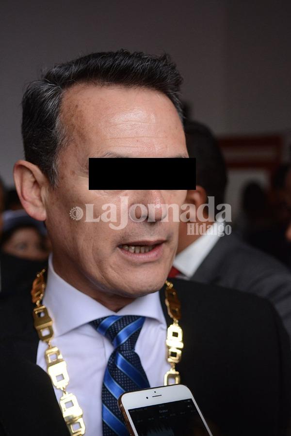 Adolfo Pontigo audiencia