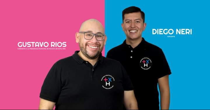 Candidato de Más por Hidalgo, acusó a la Coparmex negarle la participación al foro con candidatos