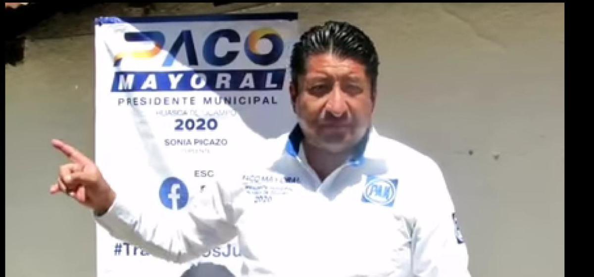 Acusan a candidato del PAN de secuestrar a brigadista de Morena