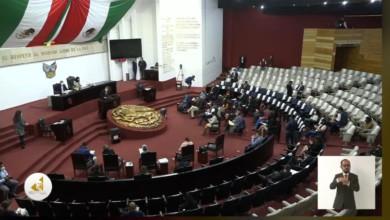 Sesión congreso local