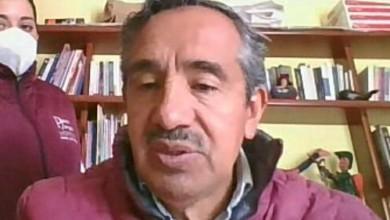 Pablo Vargas en video conferencia