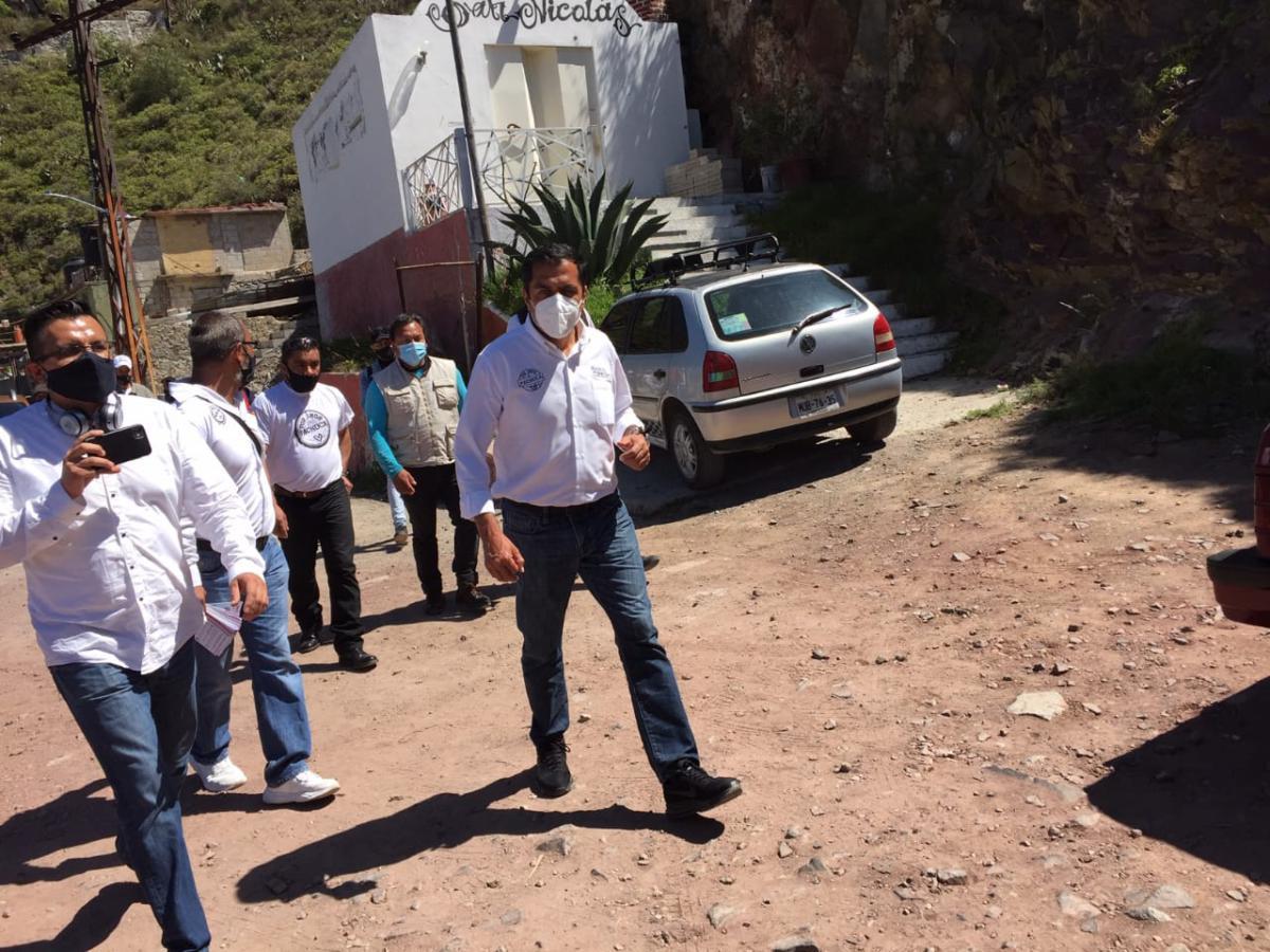 La Alcantarilla y Anáhuac piden ser integrados a plan Herencia Minera
