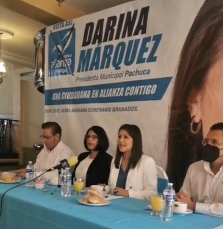 Darina Marquez Pachuca