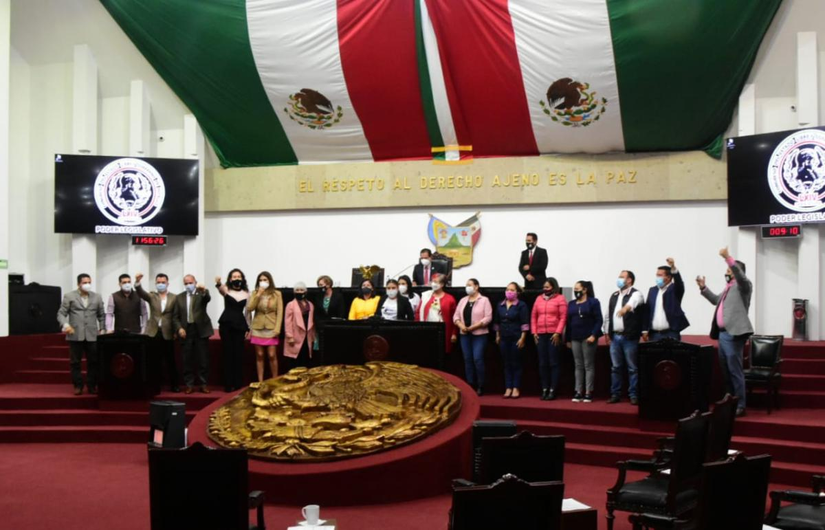 Diputadas hidalguenses condenan violencia política