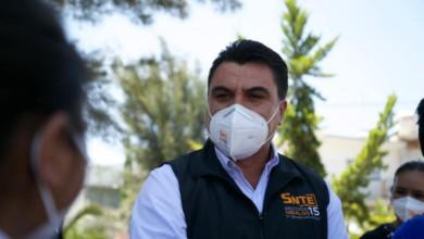 Luis Enrique Morales Acosta SNTE