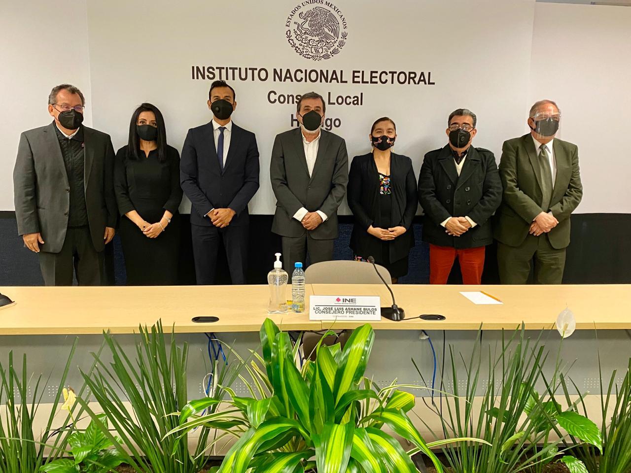 INE inicia proceso electoral