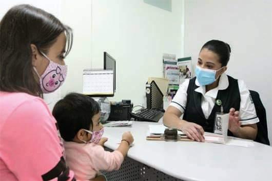 IMSS vacuna influenza
