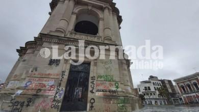 Reloj Monumental Pachuca pintas