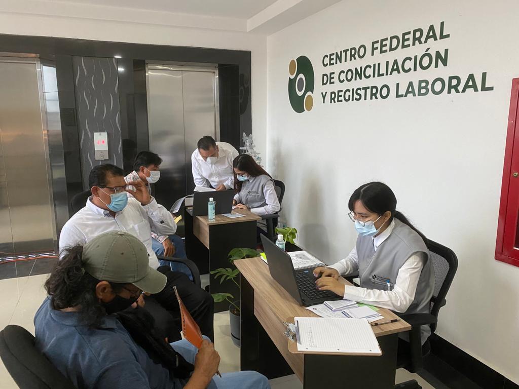 Centro Federal de Conciliación y Registro Laboral