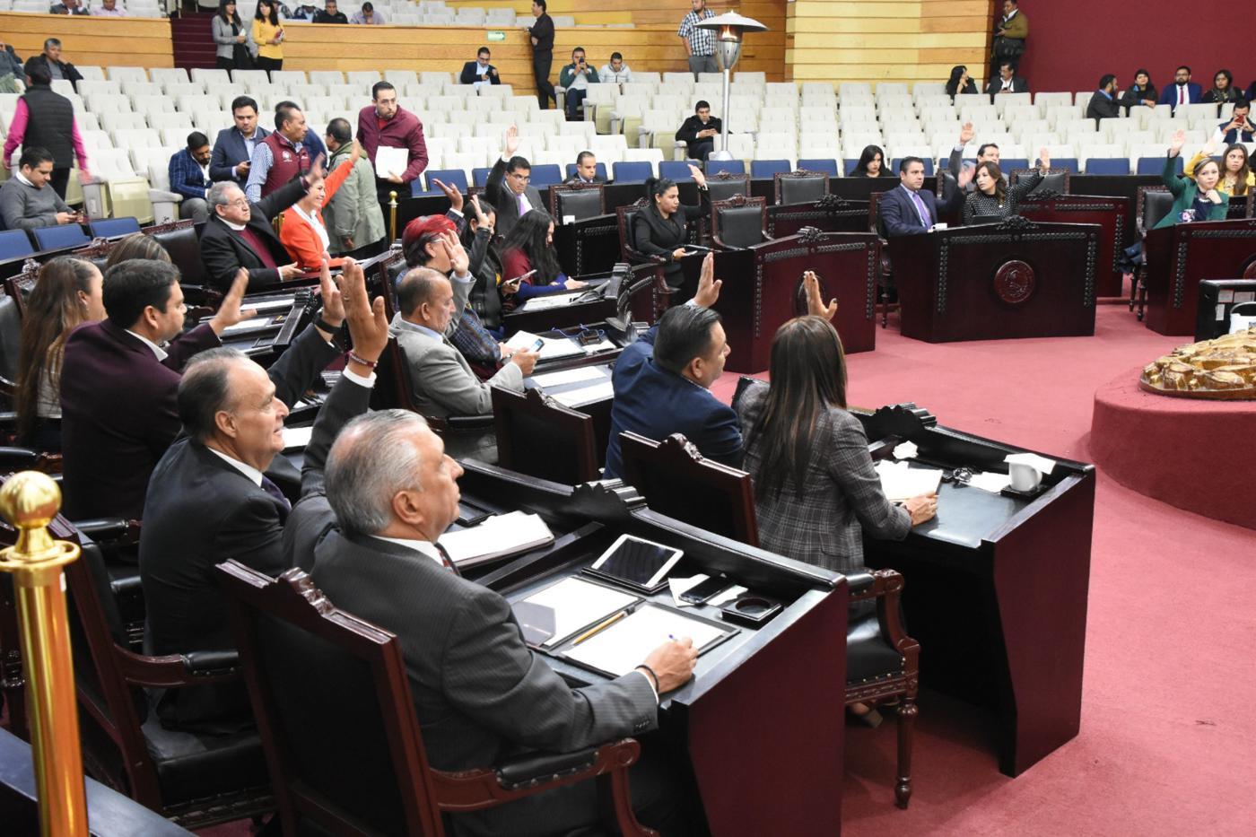 congreso local