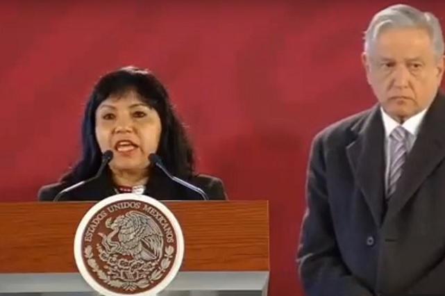 Muere Leticia Ánimas, coordinadora de Becas Benito Juárez, por Covid