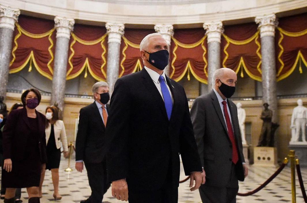 Congreso certifica la victoria de Biden; Trump promete transición segura