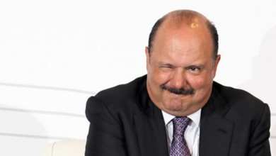 César Duarte, ex gobernador de Chihuahua
