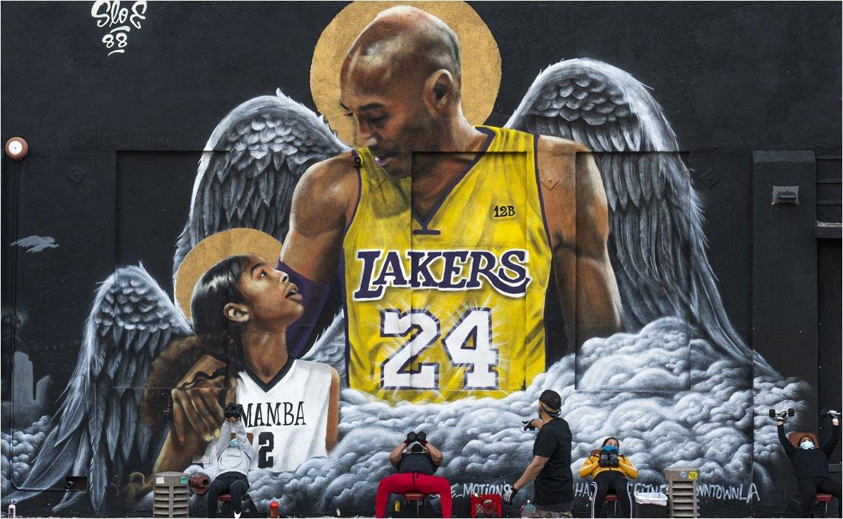 Kobe Bryant, un año después de su muerte
