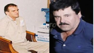 El Güero Palma y El Chapo Guzmán