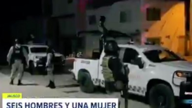 Ataque en Jalisco