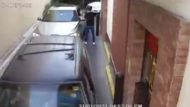 Asaltan a automovilista formado en Automac de McDonald's