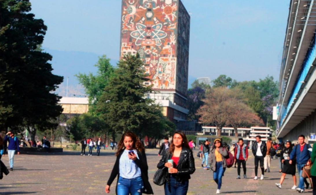 Rectoría de Ciudad Universitaria de la UNAM