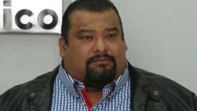 El ex dirigente del PRI capitalino, Cuauhtémoc Gutiérrez de la Torre. Foto María Luisa Severiano / Archivo