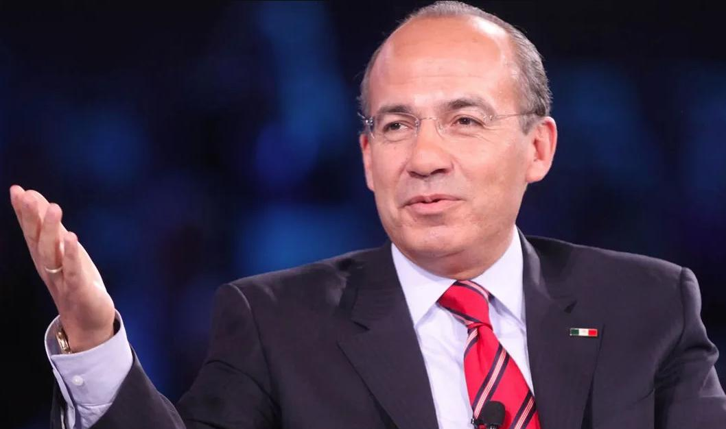 Felipe Calderón, ex presidente de México