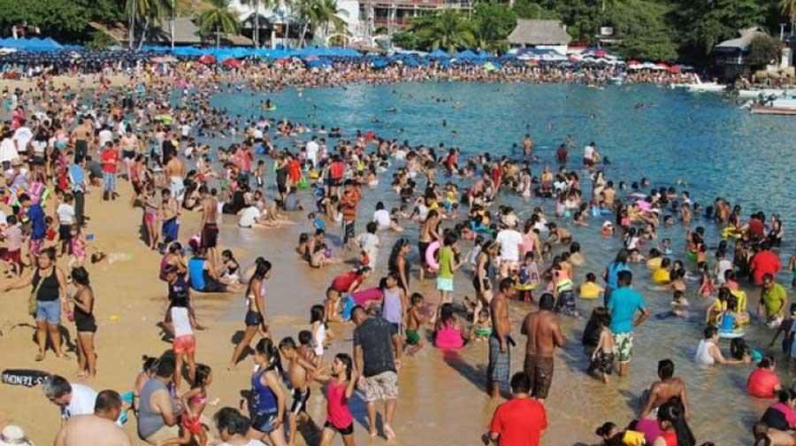 Se espera que muchos personas salgan de vacaciones en Semana Santa 2021