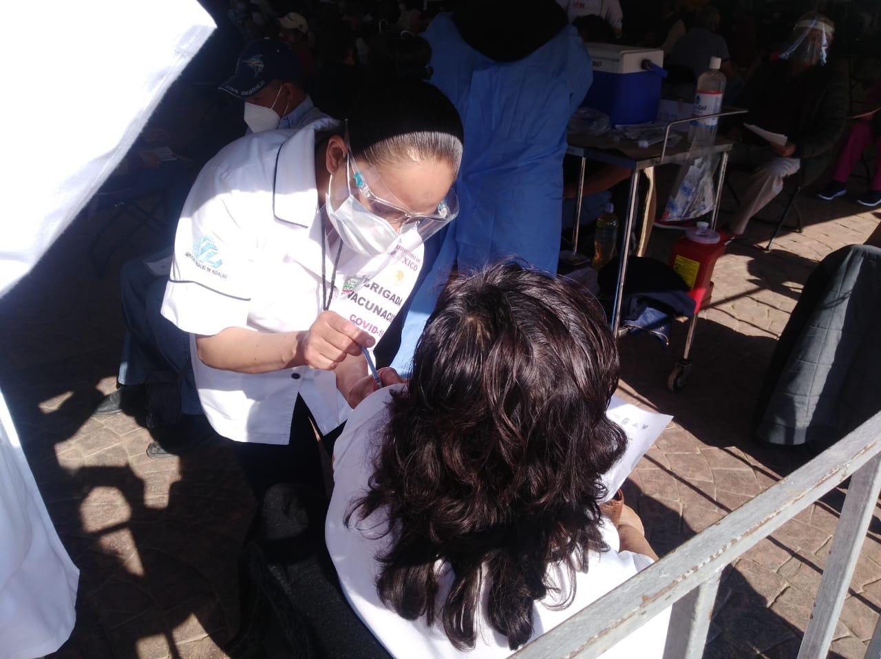 Vacunación Cuautepec