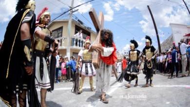 Cristo es azotado