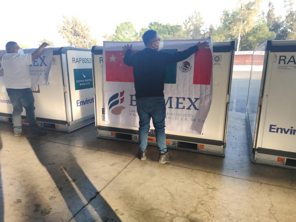 Birmex informó que puso en operación 17 rutas de distribución en todo el país/ Foto Cortesía