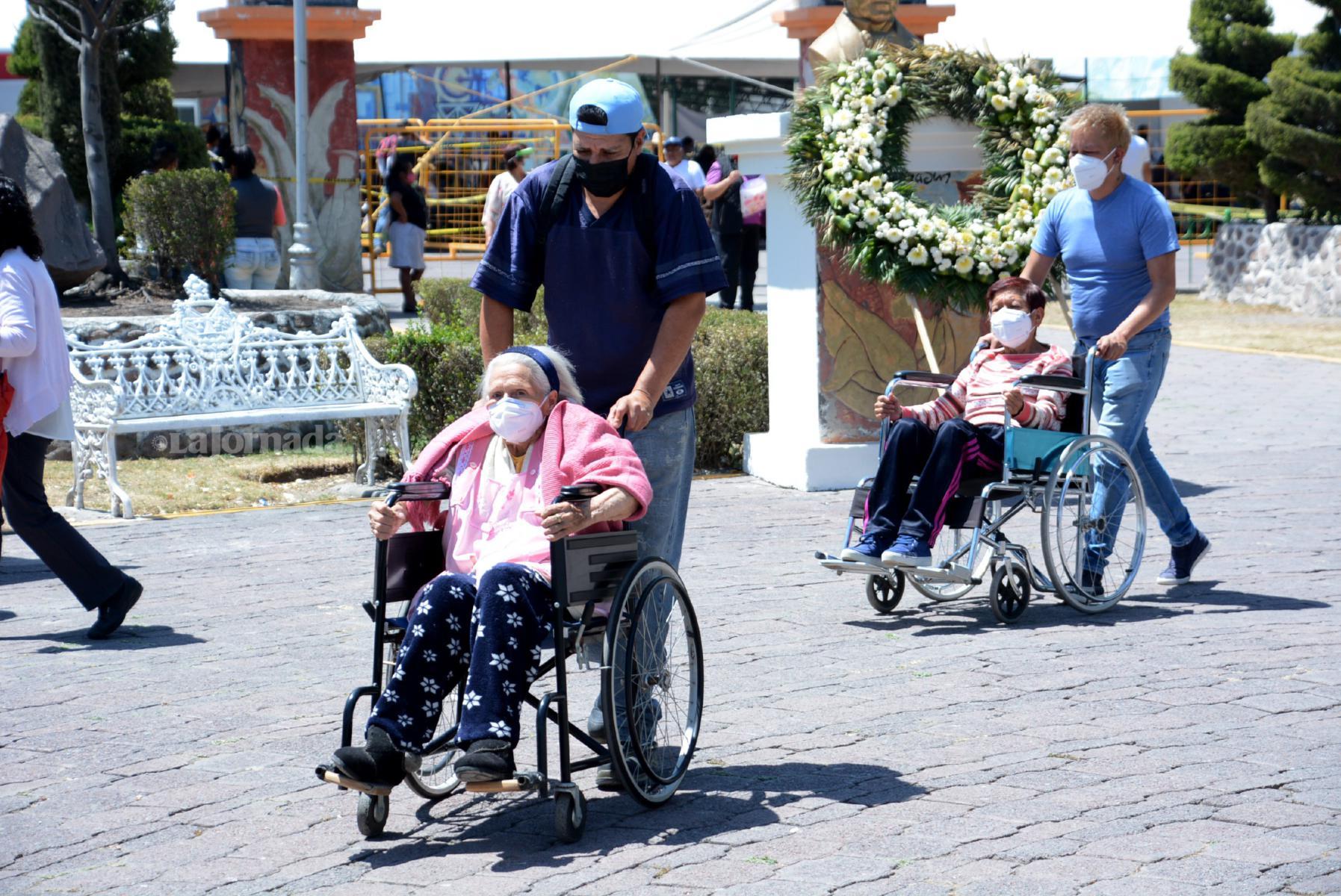 covid adultos mayores