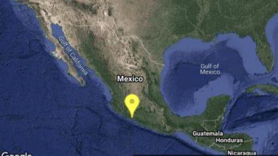 Se registra sismo en Michoacán