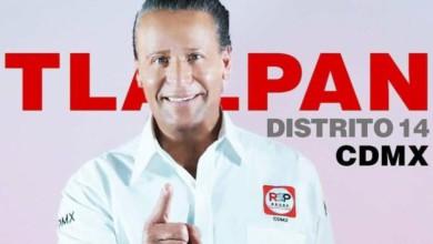 Alfredo Adame, candidato de Redes Sociales Progresistas