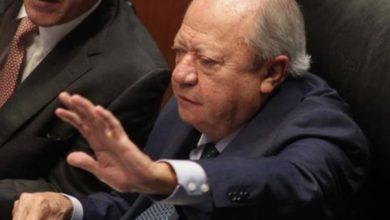 El ex líder petrolero Carlos Romero Deschamps, en imagen de archivo. Foto José Antonio López