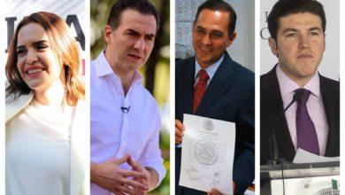 Candidatos a gobernador de Nuevo león